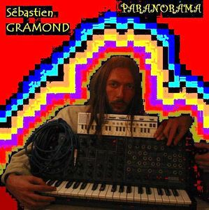 S�bastien Gramond - Paranorama CD (album) cover