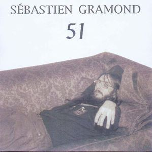 Sébastien Gramond 51 album cover