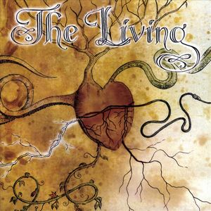 The Living The Sin album cover