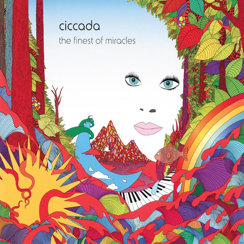 The Finest Of Miracles by CICCADA album cover
