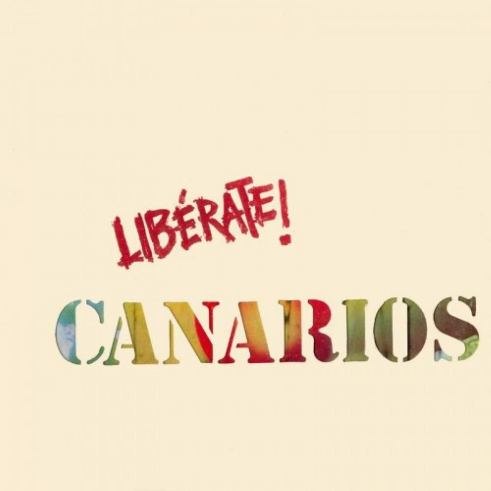 Libérate! by CANARIOS, LOS album cover