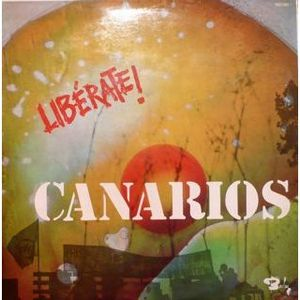 Libérate by CANARIOS, LOS album cover