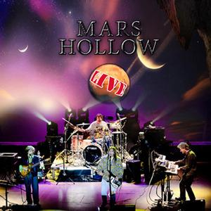 Mars Hollow - Live CD (album) cover