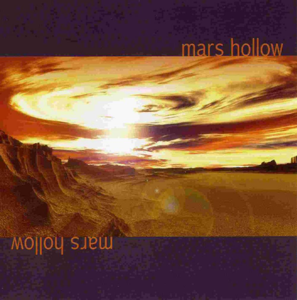 Mars Hollow - Mars Hollow CD (album) cover
