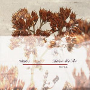 Miaou Tour (split EP with Below The Sea) album cover