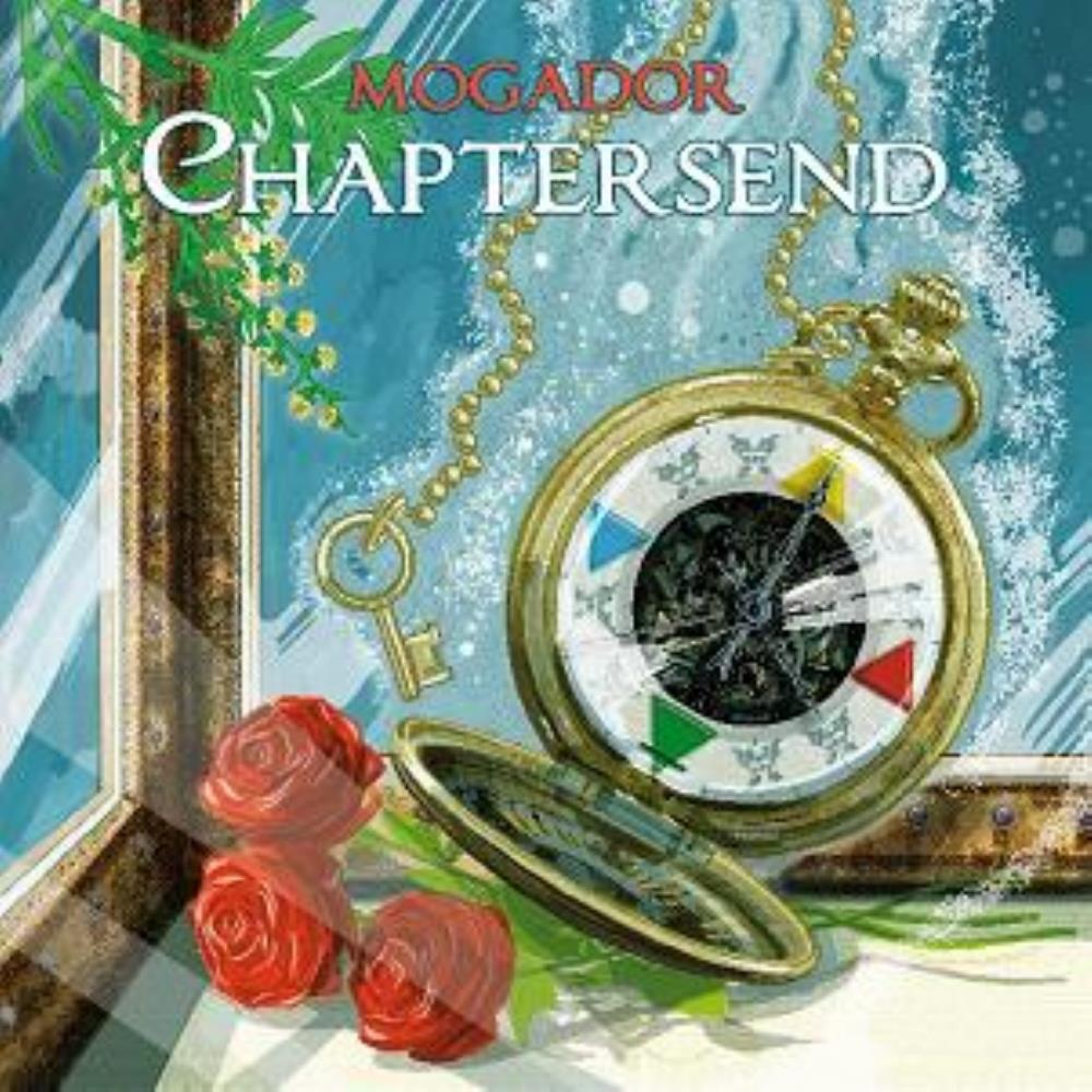 Chaptersend by MOGADOR album cover