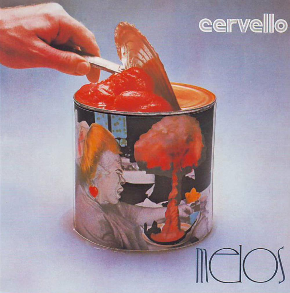 Melos by CERVELLO album cover