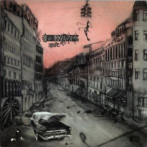 Mute by OPUS SYMBIOSIS album cover