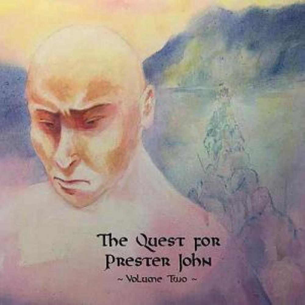 The Quest for Prester John ~Volume Two~ by SCIENCE NV album cover