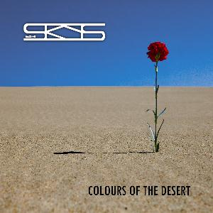 The Skys - Colours of the Desert CD (album) cover