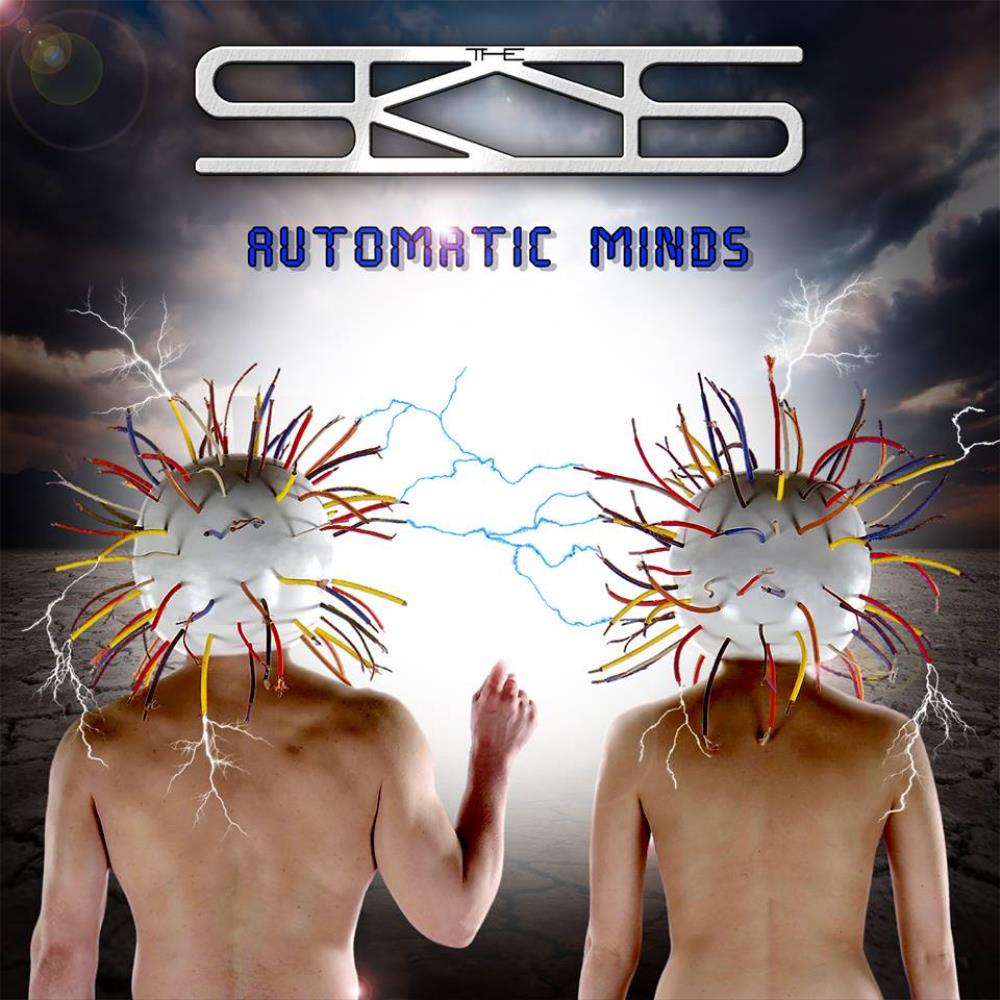 Automatic Minds by Skys, The album rcover