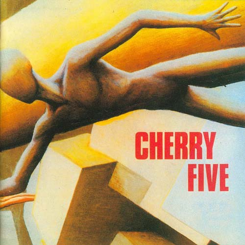 Cherry Five - Cherry Five CD (album) cover
