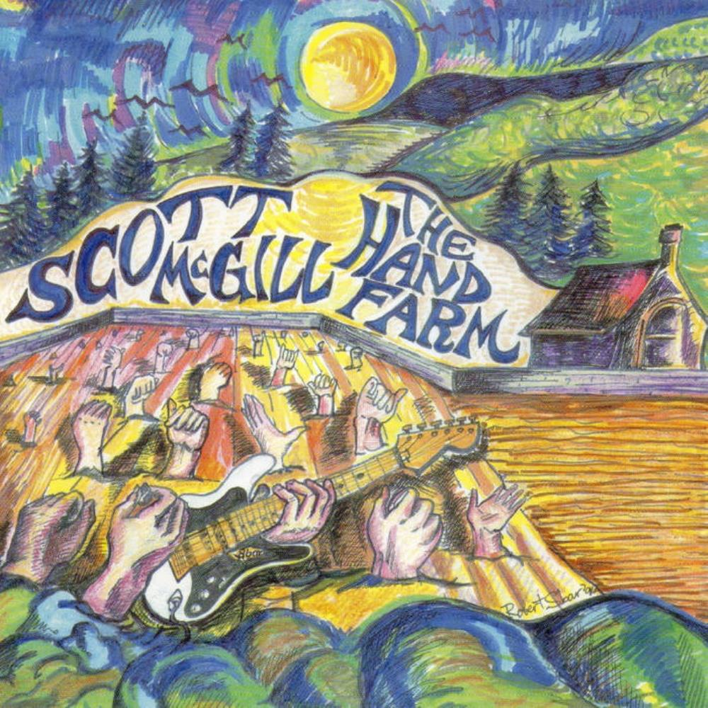 The Hand Farm by MCGILL, SCOTT album cover