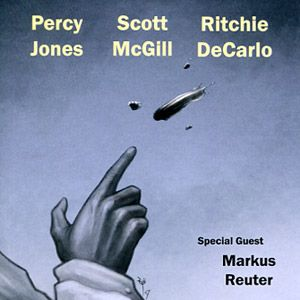 Scott McGill Scott McGill, Percy Jones, Ritchie DeCarlo album cover