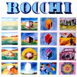 Claudio Rocchi - Rocchi CD (album) cover