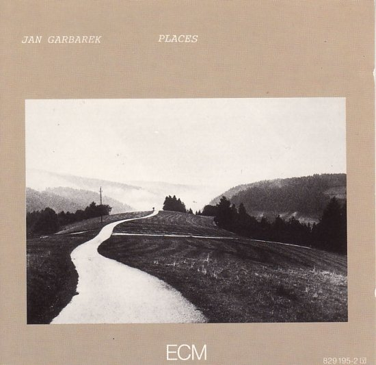 Places by GARBAREK,JAN album cover