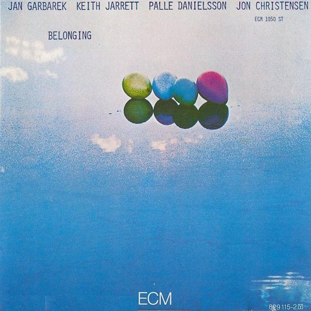 Jan Garbarek, Keith Jarrett, Palle Danielsson & Jon Christensen: Belonging by GARBAREK, JAN album cover