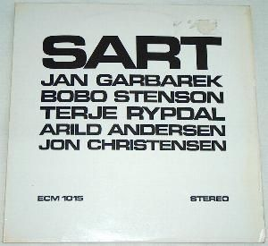 Jan Garbarek - Sart (with  Bobo Stenson  / Terje Rypdal  / Arild Andersen  / Jon Christensen ) CD (album) cover