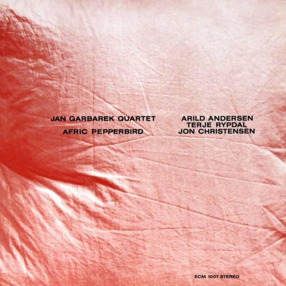 Jan Garbarek - Jan Garbarek Quartet: Afric Pepperbird CD (album) cover