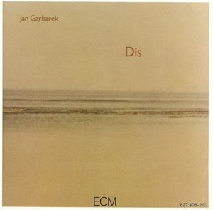 Jan Garbarek Dis album cover