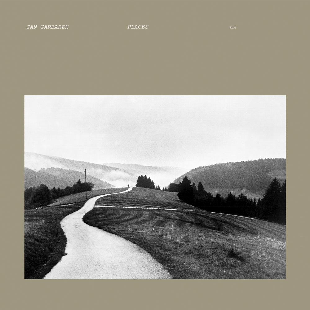 Jan Garbarek - Places CD (album) cover