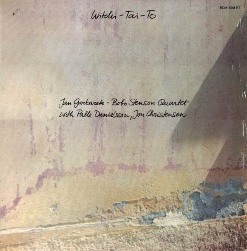 Jan Garbarek - Bobo Stenson Quartet: Witchi-Tai-To by GARBAREK, JAN album cover