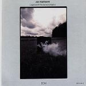 Jan Garbarek Legend Of The Seven Dreams album cover