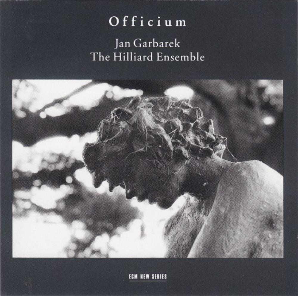 Jan Garbarek Garbarek & The Hilliard Ensemble: Officium album cover