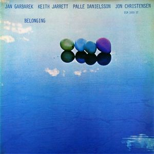 Belonging (with  Keith Jarrett, Palle Danielsson, Jon Christensen) by GARBAREK,JAN album cover
