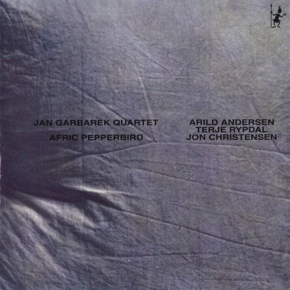 Jan Garbarek - Afric Pepperbird CD (album) cover