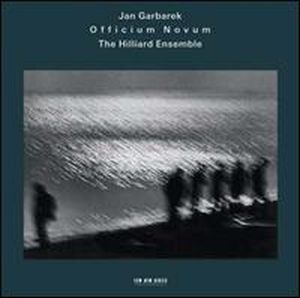 Officium Novum by GARBAREK,JAN album cover