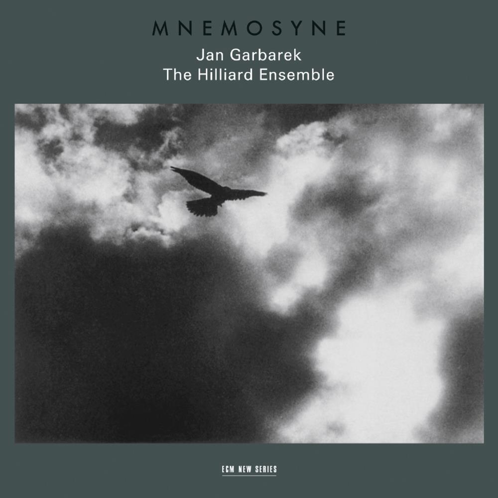 Jan Garbarek Garbarek & The Hilliard Ensemble: Mnemosyne album cover