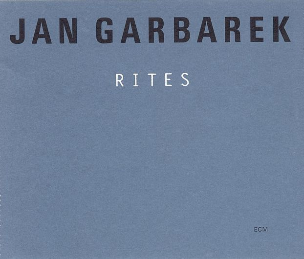 Jan Garbarek Rites album cover