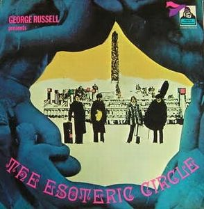 Jan Garbarek The Esoteric Circle ( with Terje Rypdal,Arild Andersen and Jon Christensen - as The Esoteric Circle) album cover