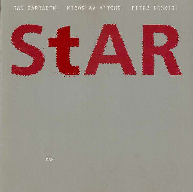 Jan Garbarek Star (with Miroslav Vitous, Peter Erskine) album cover