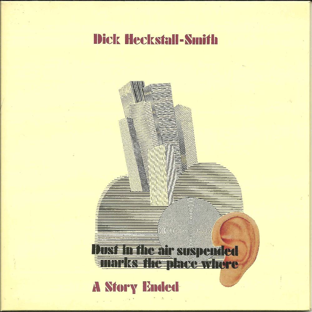 Dick Heckstall-Smith - A Story Ended CD (album) cover