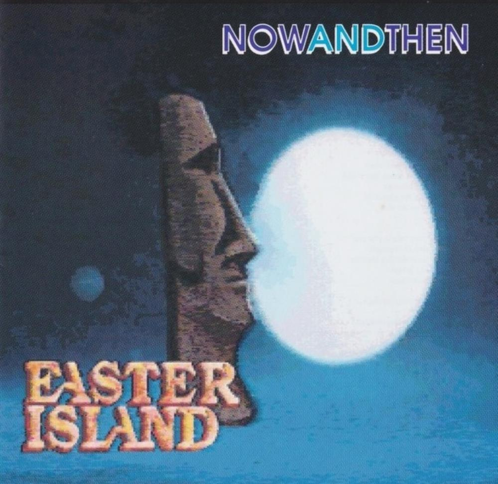 Easter Island - Now and Then CD (album) cover