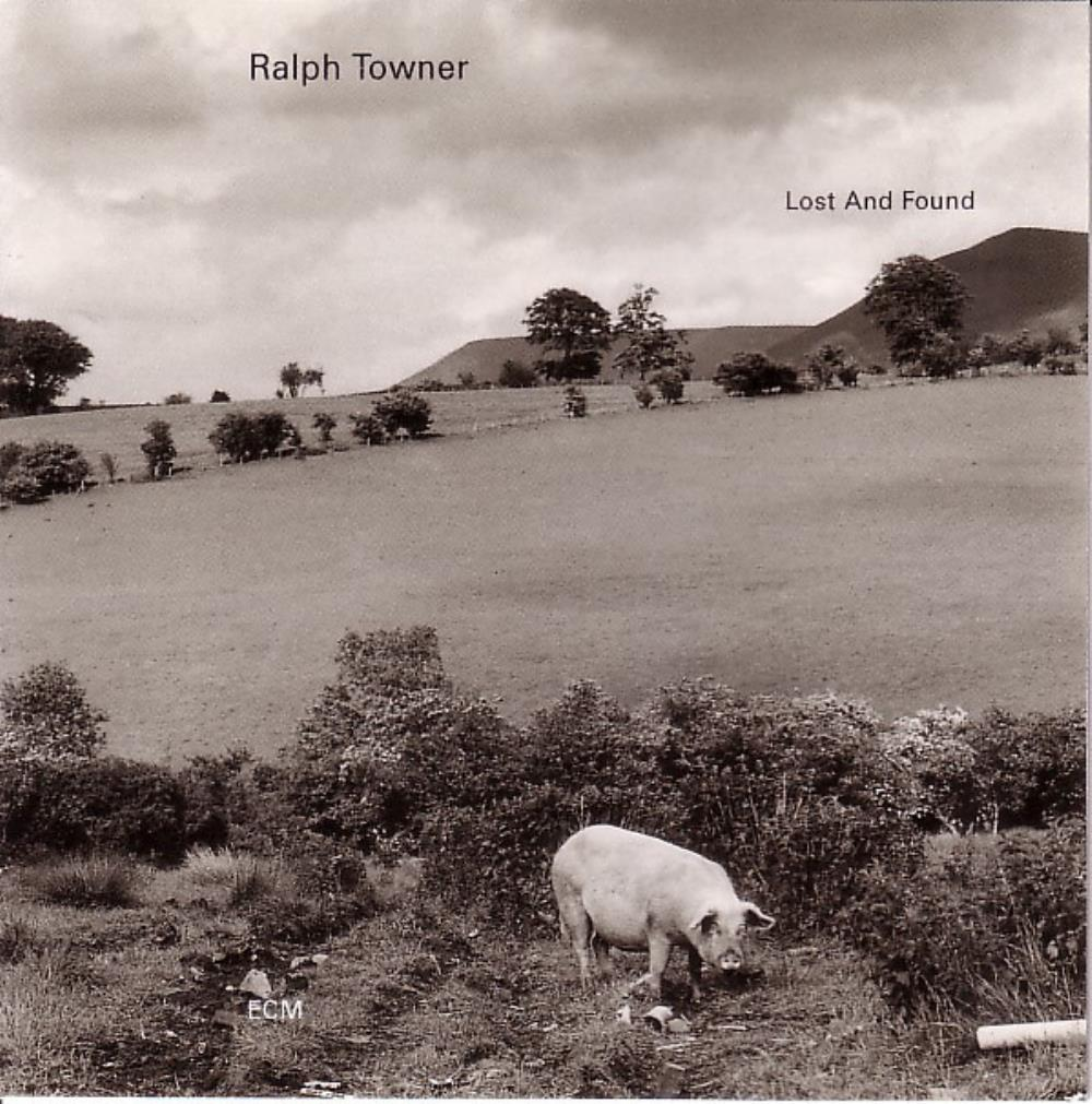 Lost And Found by TOWNER,RALPH album cover