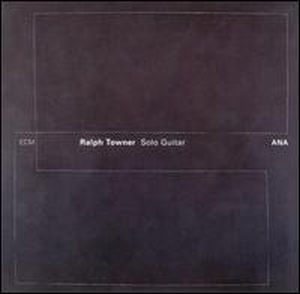 Ralph Towner - Ana CD (album) cover