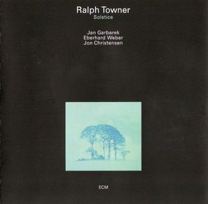 Ralph Towner - Solstice CD (album) cover