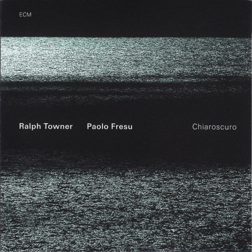 Ralph Towner & Paolo Fresu: Chiaroscuro by TOWNER,RALPH album cover