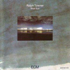 Blue Sun by TOWNER,RALPH album cover