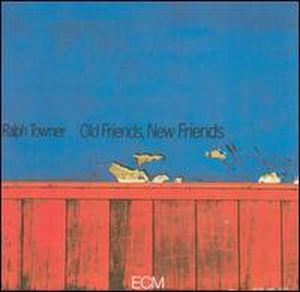 Ralph Towner Old Friends New Friends album cover