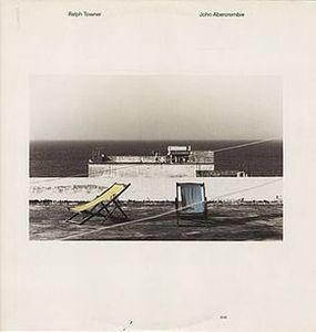 Ralph Towner Five Years Later (with John Abercrombie) album cover