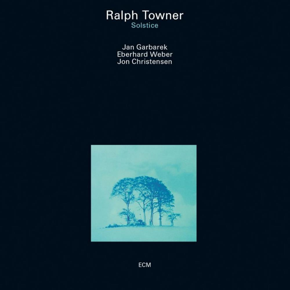 Solstice by TOWNER,RALPH album cover