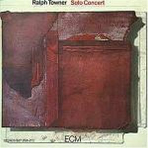 Ralph Towner Solo Concert album cover