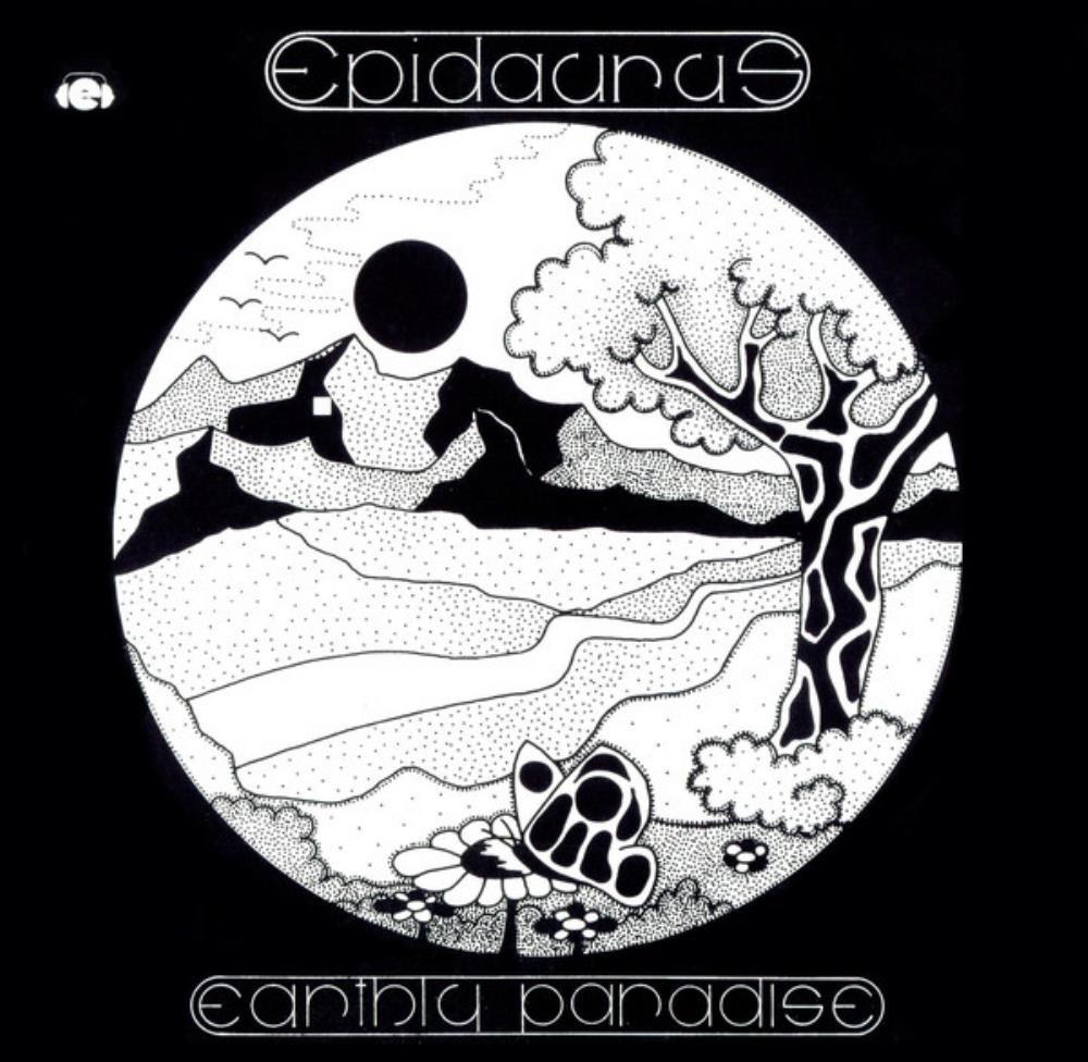 Earthly Paradise by EPIDAURUS album cover