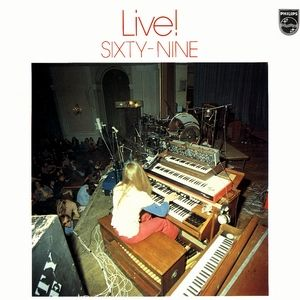 Sixty-Nine - Live! CD (album) cover