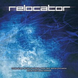 Relocator - Relocator CD (album) cover
