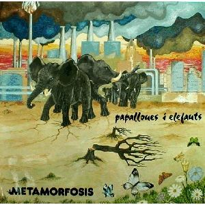 Metamorfosis - Papallones I Elefants CD (album) cover